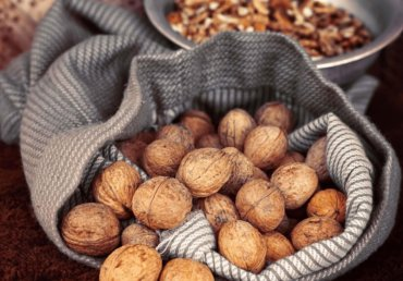 Nutto Frutto | Manufacturer of Organic Walnuts
